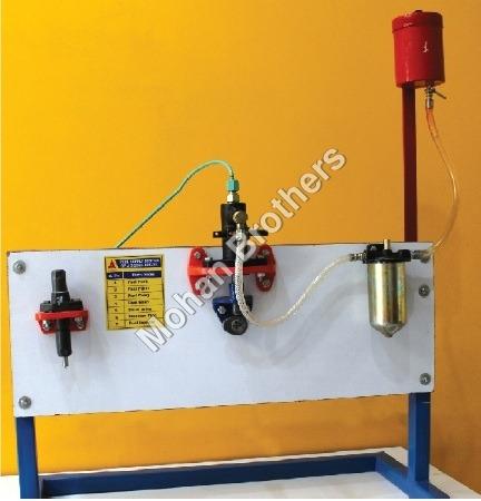 Diesel Engine Fuel Supply System Trainer