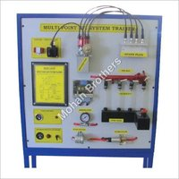 Multipoint Fuel Injection System Trainer