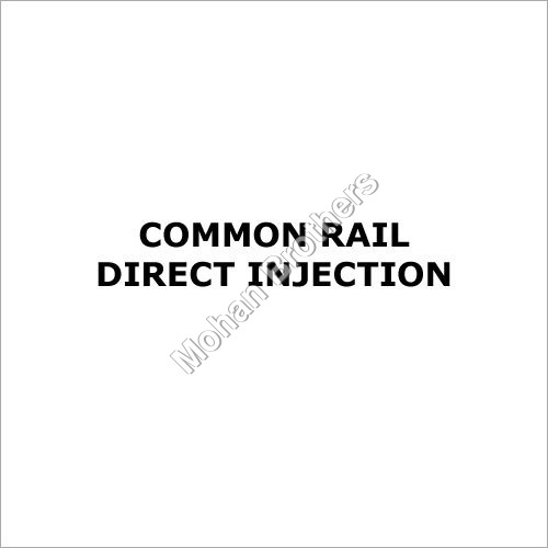 Common Rail Direct Injection System Trainer