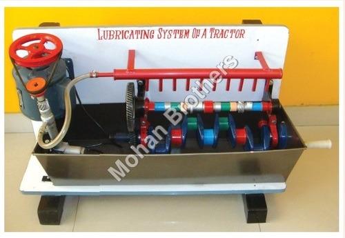 Lubrication System Trainer