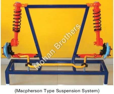 Front Suspension System