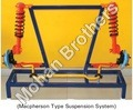 Front Suspension System trainer
