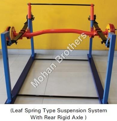 Rear Suspension System Trainer