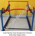 Rear Suspension System Trainer