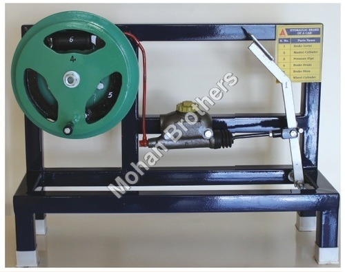 Industrial Hydraulic Drum Break System Trainer