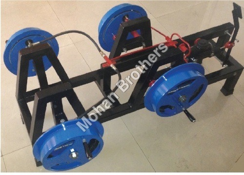 Hydraulic Drum Break System Trainer