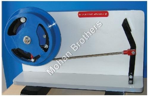 Internally Expanding-Mechanical Drum Brake System