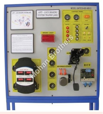 Anti Lock Braking System (ABS) Trainer
