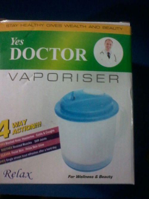 Yes Doctor Vaporiser