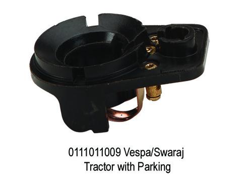 VespaSwaraj Tractor with Parking