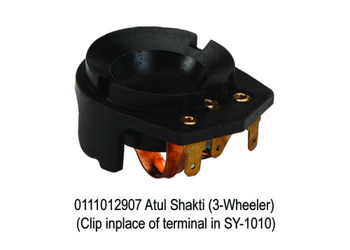 Atul Shakti (3-Wheeler) (Clip inplace of terminal