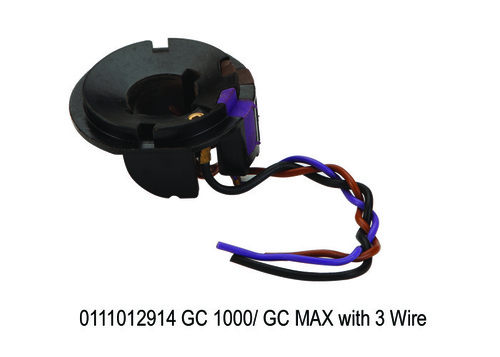 GC 1000 GC MAX with 3 Wire