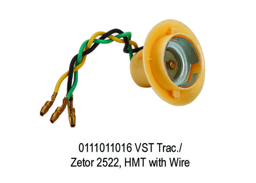 VST Trac.Zetor 2522, HMT with Wire