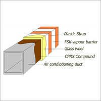 Insulation Duct Wrap