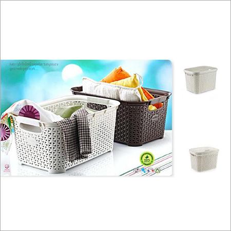 Heavy Plastic Basket