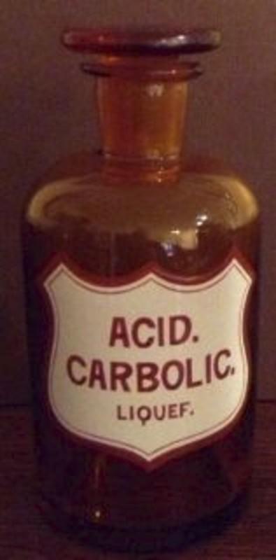 CARBOLIC ACID