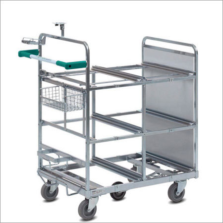 Stainless Shelf Trolleys