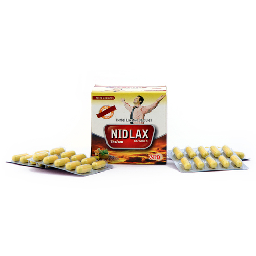 Herbal laxative Capsules