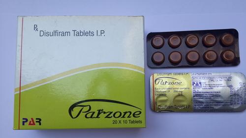 Disulfiram Tablets IP Tablets