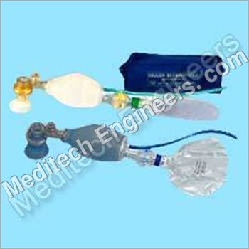 Adult Silicon Resuscitators