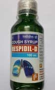 Cough Syrup Respidil-D