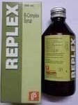 B Complex Replex Syrups