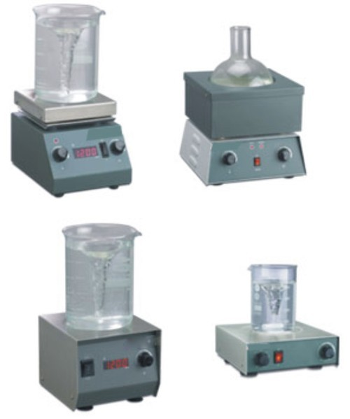 Centifuges & Magnetic Stirrer