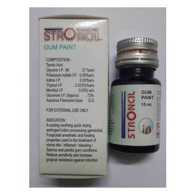 Medical Syrup