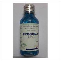 Pyoson F Syrups