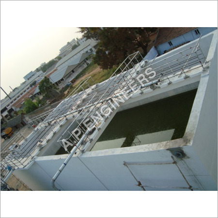 Biological Effluent Treatment Plant