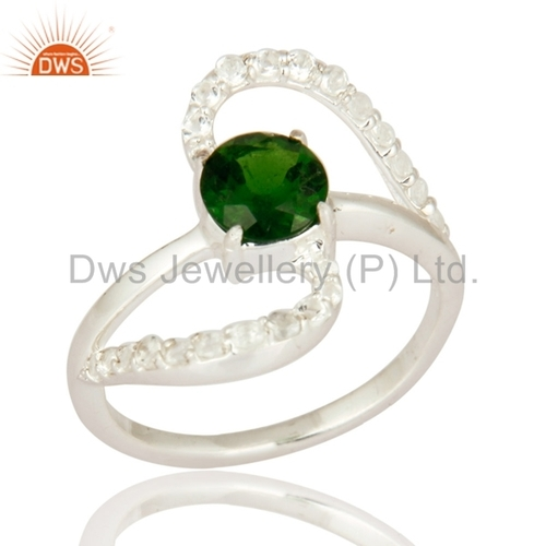 Fine Sterling Silver Rings