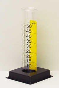 Cylinder Graduated Plastic Transparent 50ml