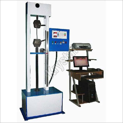 Mild Steel Tensile Testing Machine