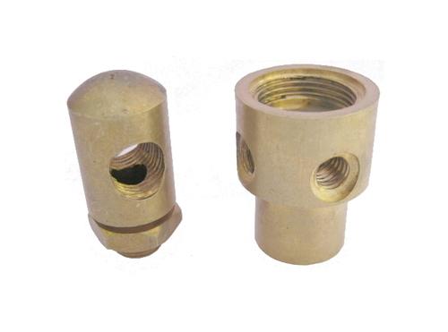Brass Cooker Component