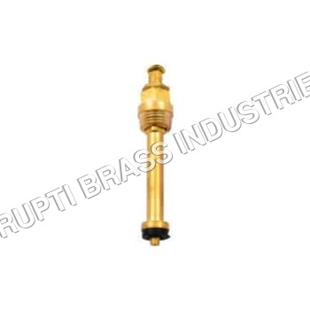 Long Brass Valve Spindle