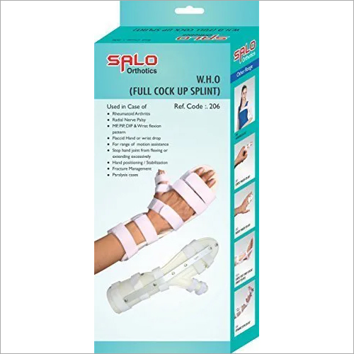 Static Hand Splints