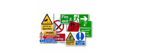 Danger and Hazard Signs