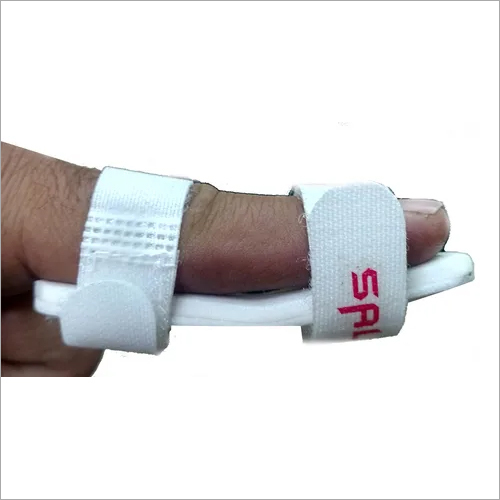 Static Finger Splint (Malleable)