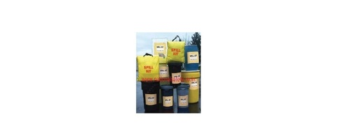 Chemical Oil Spill Kit