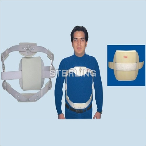 Thoracic Lumbar Sacral Orthosis TLSO - STERLING SURGICAL