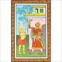 An aincient from the life shri chaitanya mahaprabhu