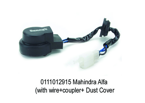 Mahindra Alfa (with wire+coupler+Dust Cover