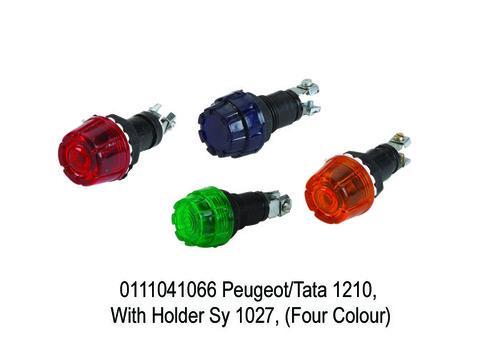 Peugeot  Tata 1210 (Red)