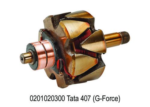 Alternator Rotor Tata 407 L-Type
