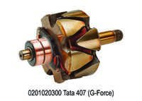 Alternator Rotor Tata 407 L-Type