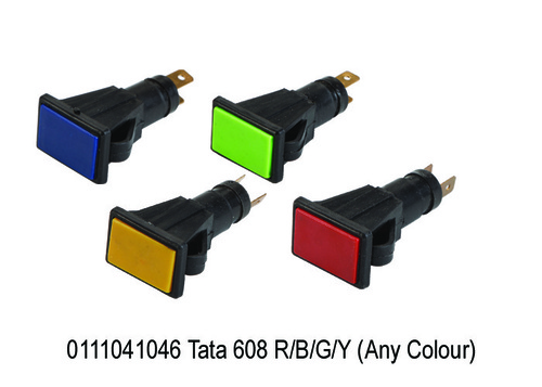 Tata 608 (Green)