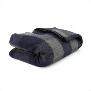 Wool Polyester Blanket