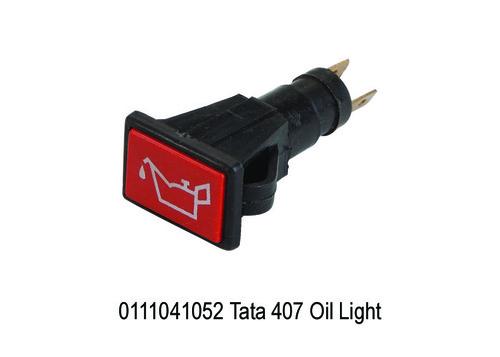 Tata 407 Oil Light