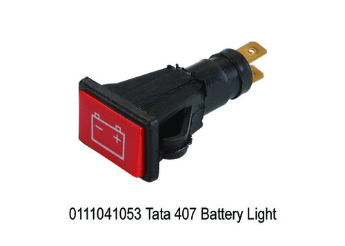 Tata 407 Battery Light