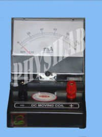 Milli Ammeter DC Moving Coil